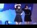 무대에서 엉덩방아 찧은 예린